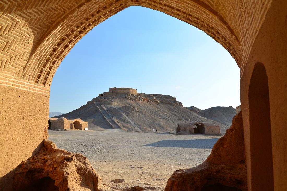 Trzy miejsca które trzeba zobaczyć w Iranie