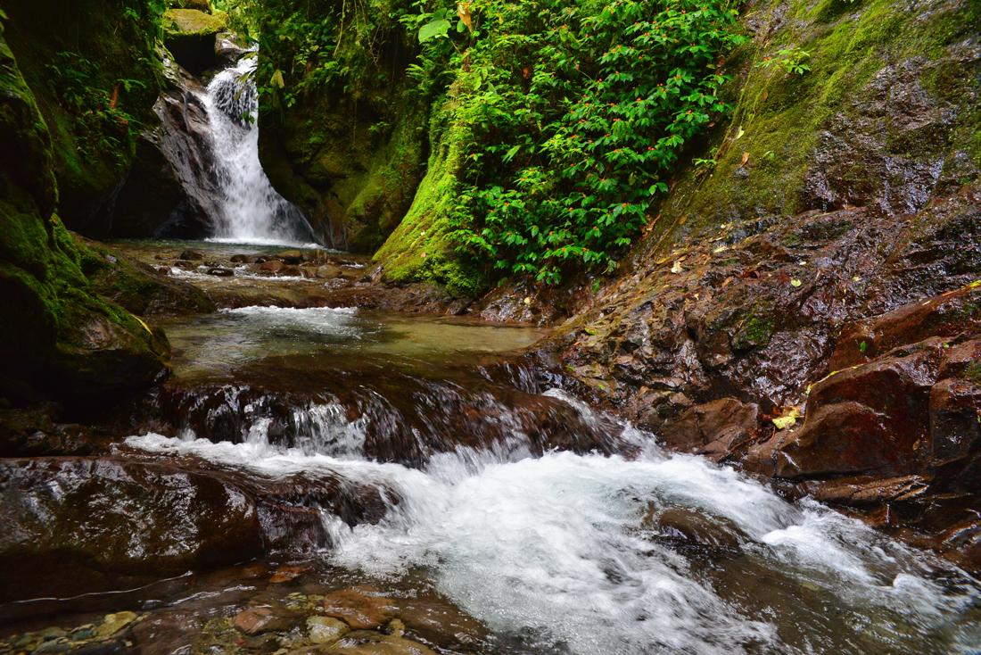 Wodospad Mindo