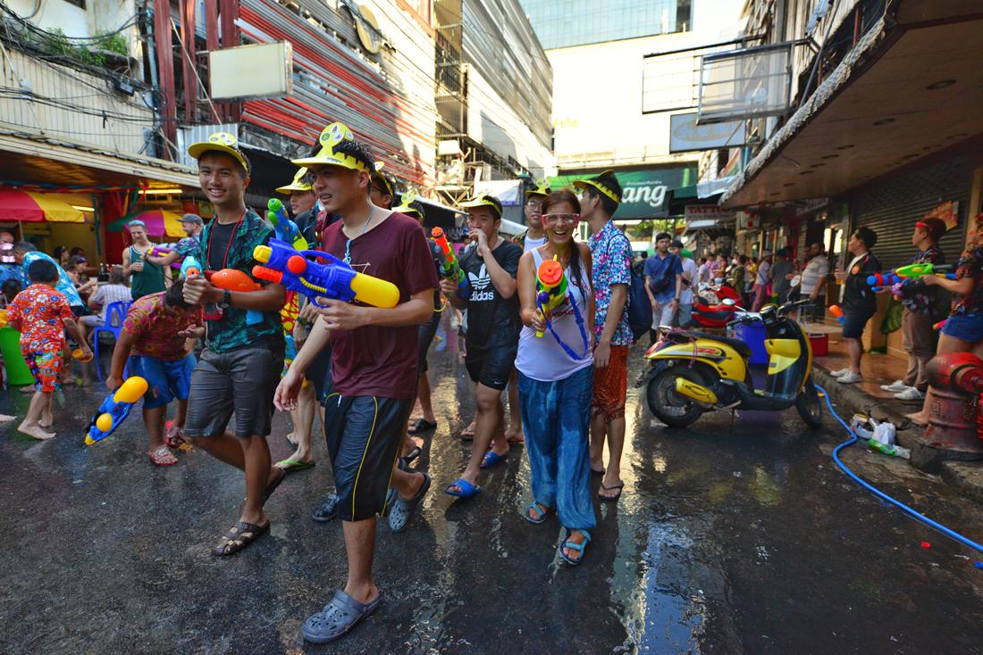 Songkran Bangkok