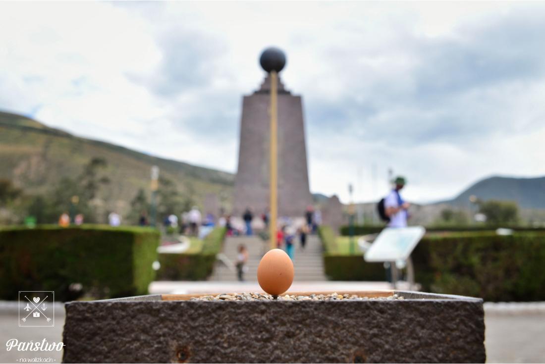 Państwo na Walizkach Jajko na Równiku